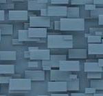 P717 Tisch Blau